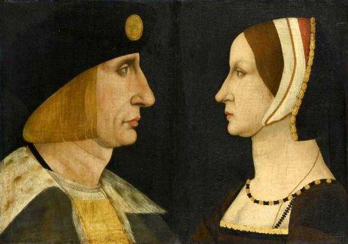 7 janvier 1499 : signature du  contrat de mariage de Louis XII  avec Anne de Bretagne