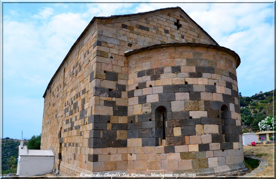 Chapelle San Rinieru - Montegrosso