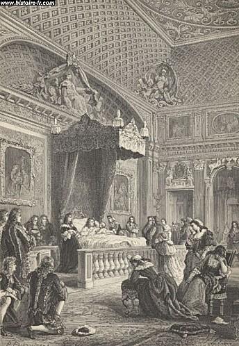 mort louis XIV-2