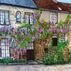 La maison à la vierge St Cenery le Gerei