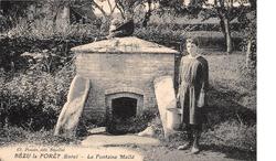 LES REMPARTS DE LA FONTAINE-DU-HOUX (Eure)
