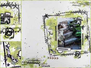 Souvenirs d'Ecosse : Inverewe Garden