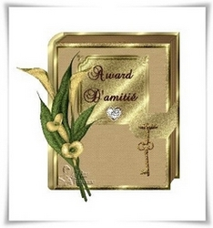 Award offert par Anya