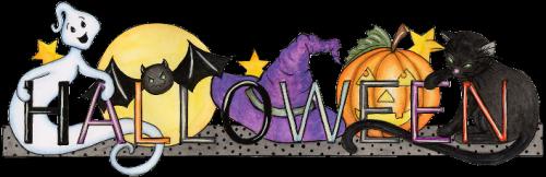 Le monde d'Halloween