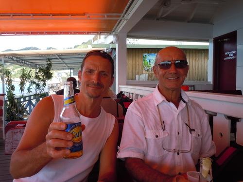 Retour en Guadeloupe