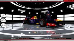 Team Infiniti Red Bull Racing