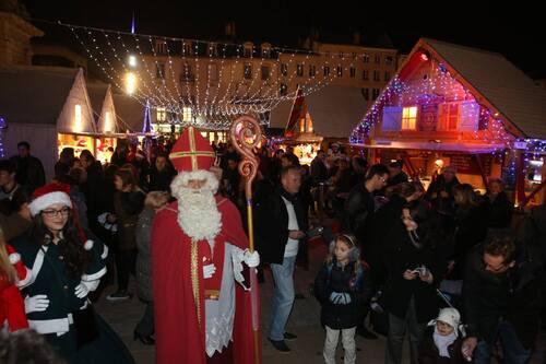 Nancy : en 2014, pas de marché de Noël mais un marché de la Saint-Nicolas