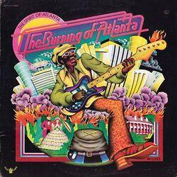 The Spirit Of Atlanta - The Burning Of Atlanta - Complete LP