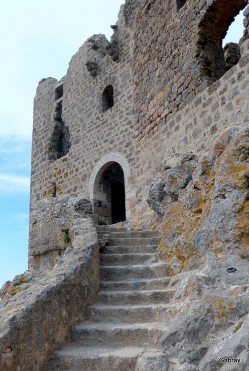 """Cucugnan : Quéribus """"citadelle du vertige"""" ... n 1"""