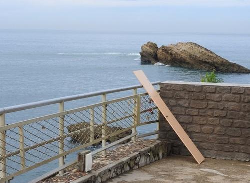 ... à Biarritz...!
