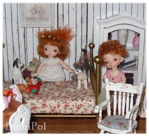 Dubu et yuja_Soom doll