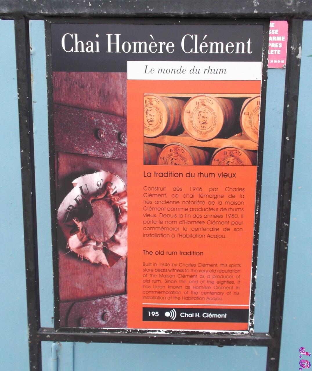 HABITATION CLEMENT LE FRANCOIS 1/4