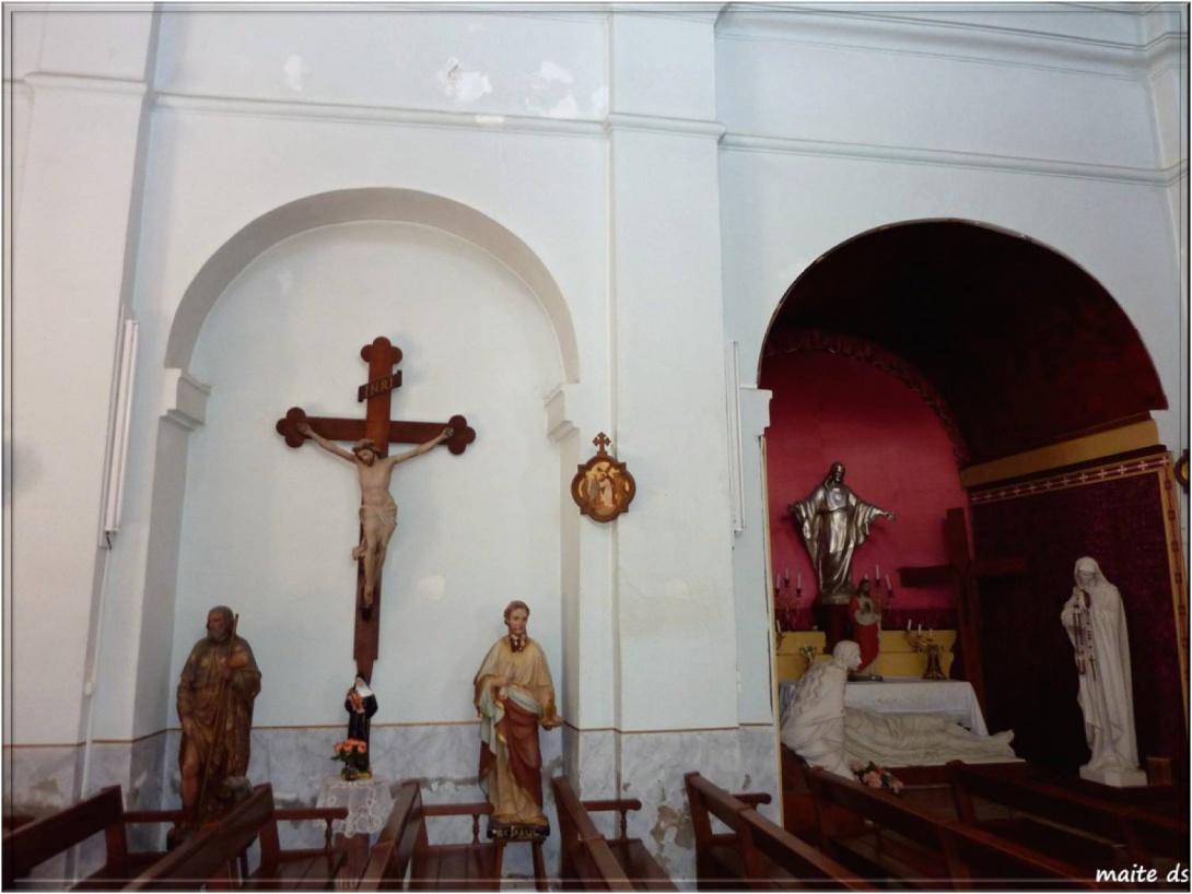 L'église de Galéria - Corse