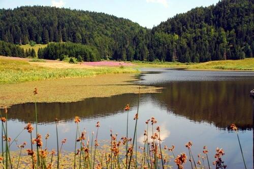 Encore le lac