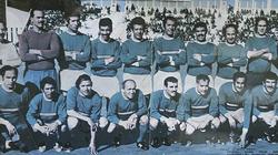 OUALIKEN Amokrane 1952 jeune et 1962-1963