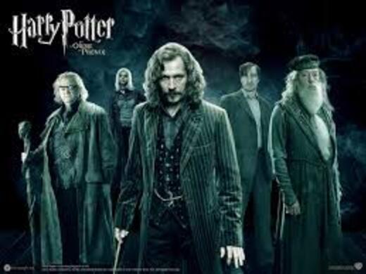 avant l'Ordre du Phénix de Harry il y avait déjà un Ordre
