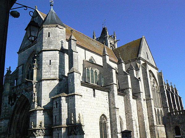 Eglise de St Moret