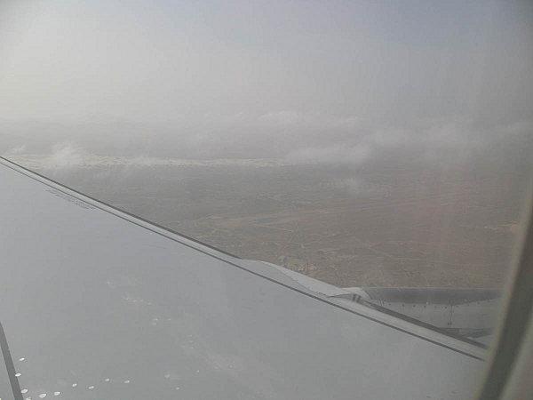 vol vers Boa Vista