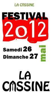 FESTIVAL DE LA CASSINE 2012