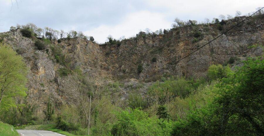 Site du Saut du Loup (06)