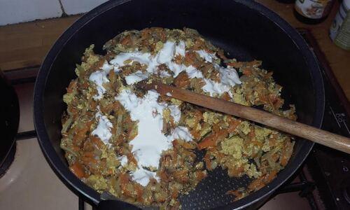 Samoussas Légumes/tofu {Vegan}