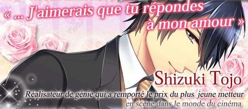 Shizuki Tojo, Solution de son histoire