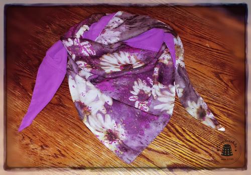 #6 Un foulard pour Tiffany