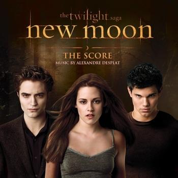 the score - new moon