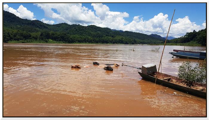 Voyage à Luang Prabang Laos. 1/3