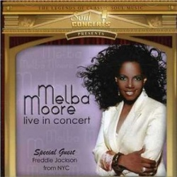 Melba Moore - Live In Concert - Complete CD