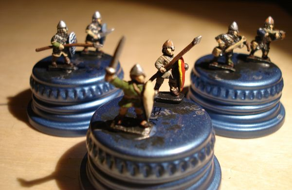Normands début 1