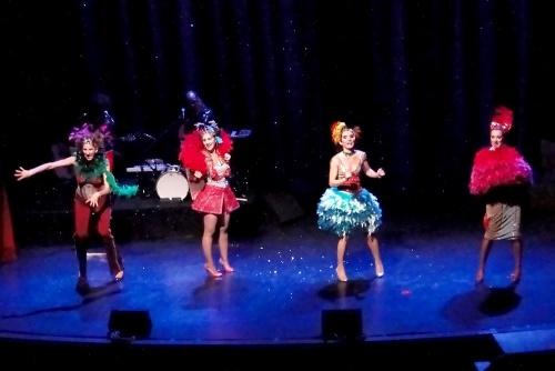 """""""Les Sea-Girls fêtent la fin du monde"""", au théâtre Gaston Bernard de Châtillon sur Seine"""