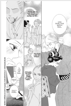 [Manga] La courtisane d'edo T.1 #19