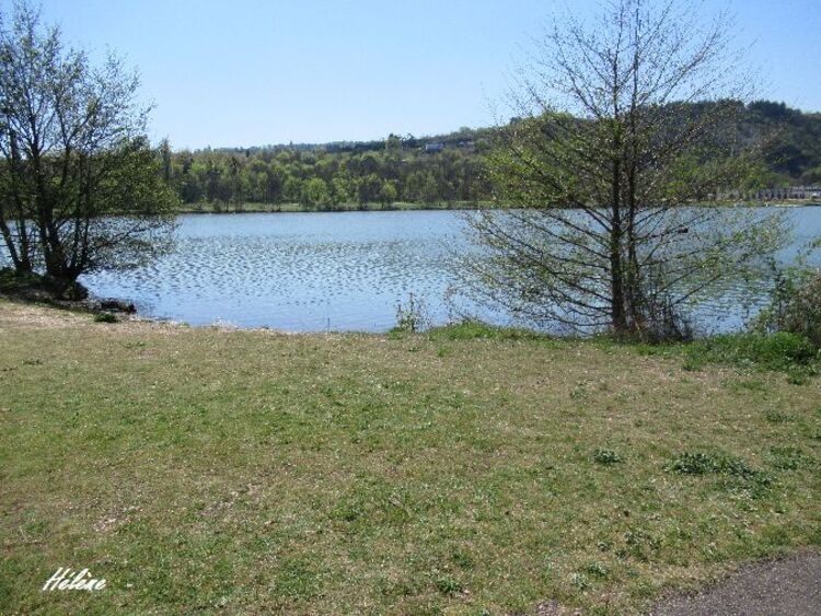 """Promenade dimanche 9 avril """" Lac Kir"""""""