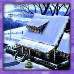 The Frozen Sleigh-White Rush Street Escape