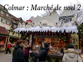 Colmar:marché de noel 2