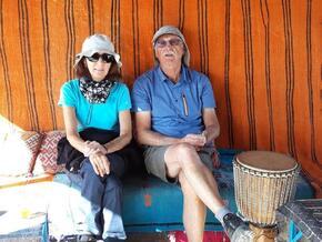 Patricia et Jean Louis