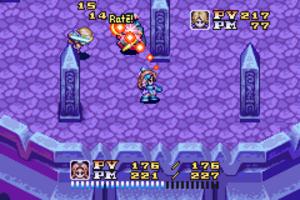 Sword of Mana - chapitre 8 - Le château Granz