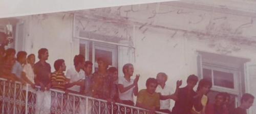 Siège de la Rue Larbi Benmhidi