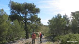 Chemin d'Aubagne