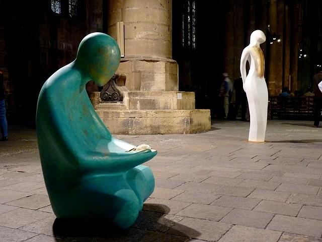 La nuit des cathédrales à Metz 11 Marc de Metz 2012