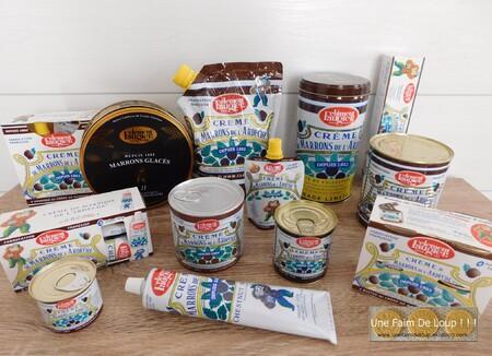 Mon nouveau partenariat : Clément Faugier crème de marrons
