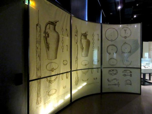 """""""Torques et Compagnie"""" une superbe exposition à voir au Musée du Pays Châtillonnais-Trésor de Vix"""