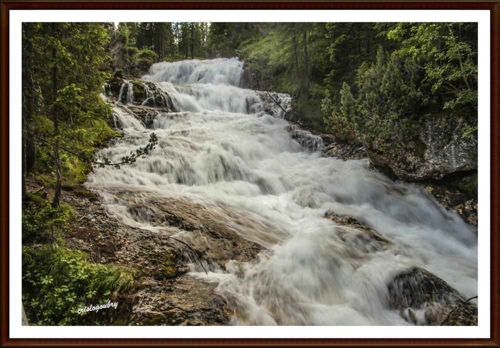 Mes cascades d'été (1)