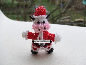 Petite Vache Noël