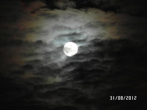 Pleine lune du 31 Août