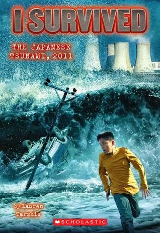 Lauren Tarshis, I survived the japanese tsunami, 2011