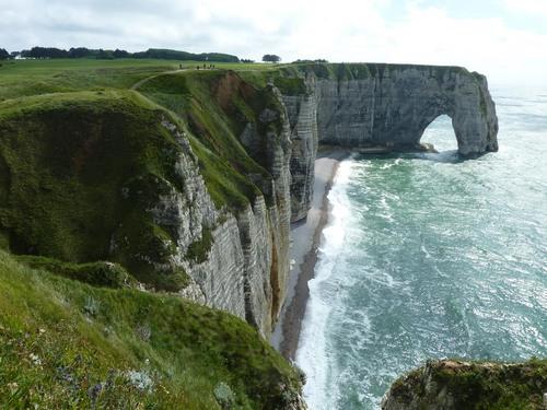 Bretagne et Normandie en camping car 2012