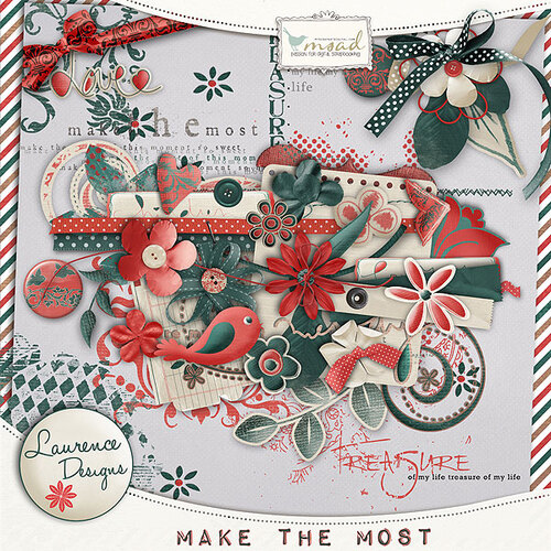 MAKE the MOST by Laurence Designs