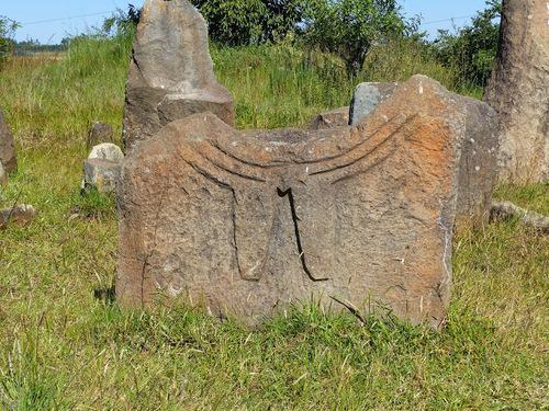les stèles de Tiya - suite